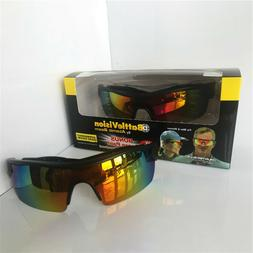 1PC BattleVision HD Polarized Sunglasses Clear Vision As See