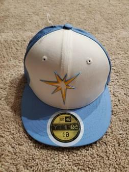 Tampa Bay Rays New Era MLB 2019 Batting Practice 59FIFTY Fit